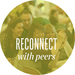 Reconnect with peers